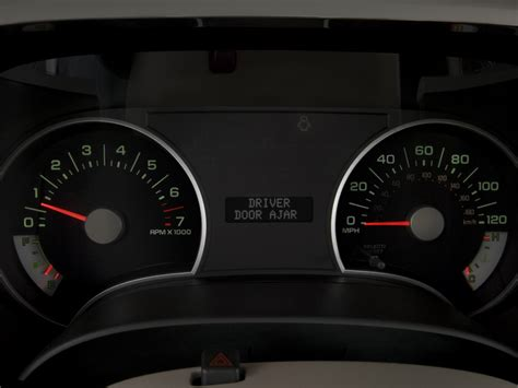automotive service manuals 2008 ford explorer instrument cluster image 2008 ford explorer rwd 4 door v6 xlt instrument cluster size 1024 x 768 type gif