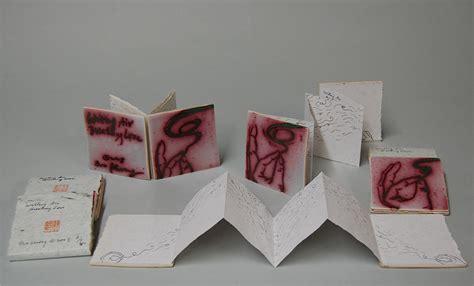 Handmade Artist Books - artist books kwong