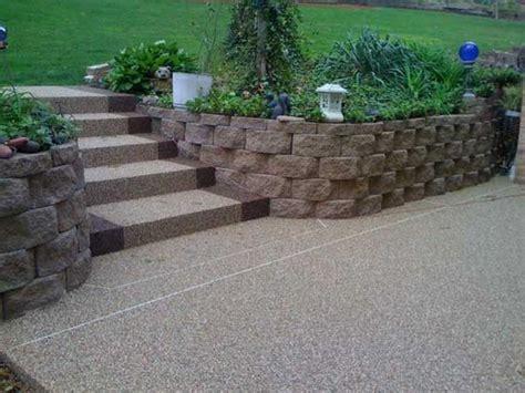 epoxy pebble driveway pebblestone coatings river rock