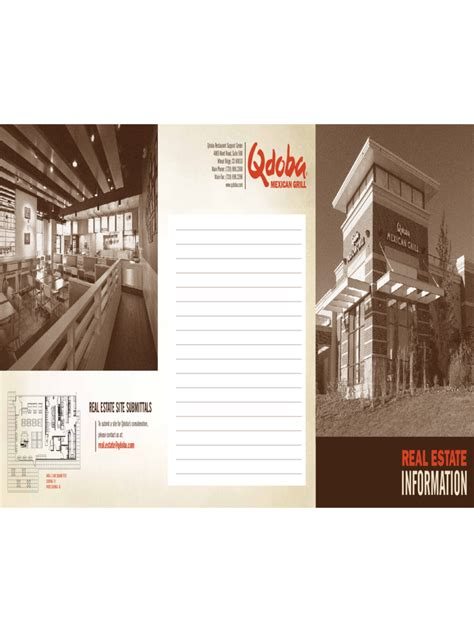 real estate brochure template 3 free templates in pdf