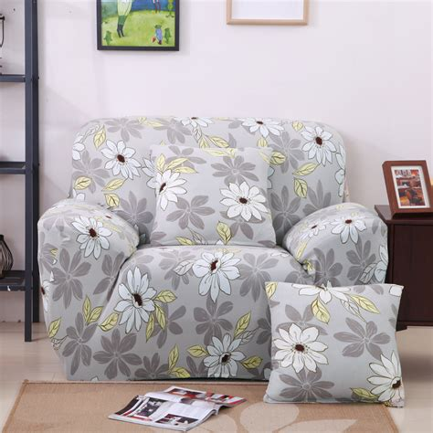Sectional Couch Covers L Shaped Sofa Cover Elastic Slipcover For L Shaped Sofa