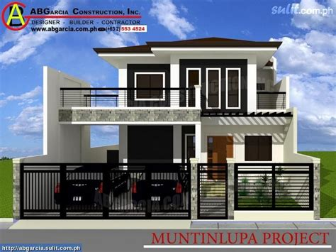 modern zen house design philippines simple small house small modern house philippines modern concept for