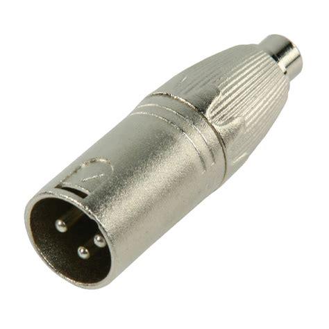 Audio Xlr Canon Cewek Atau conector xlr 3 pin rca hembra