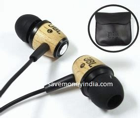 Headset Jbl M330 Wood jbl wooden earphones with leather pouch rs 185 rediff shopping savemoneyindia