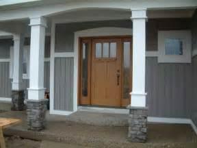 planning ideas front porch columns portico designs