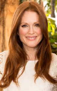 how can i get julianna moores hair color julianne moore s light auburn red hair color the most