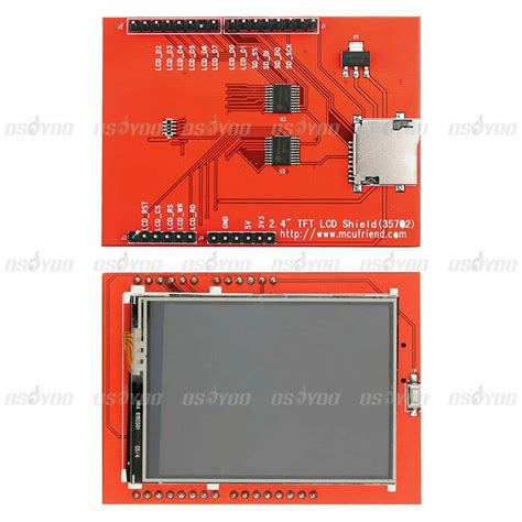 2 4 Inch Tft Touch Lcd Module lcd module 2 4 inch tft touch lcd screen wih tf reader