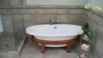 Bath Remodel Featuring Schon Free Standing Tub Notes 60 Inch Freestanding Tub