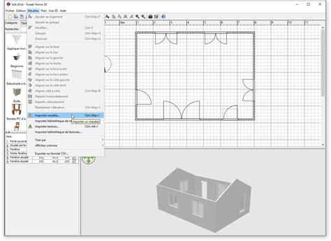 Home Design 3d Comment Faire Un Etage Comment Ajouter Un Toit Dans Sweet Home 3d