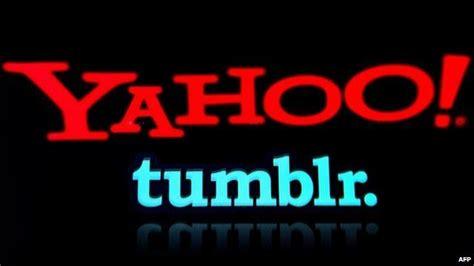 yahoo technews tech news yahoo buys tumblr for 1 1bn bbc news