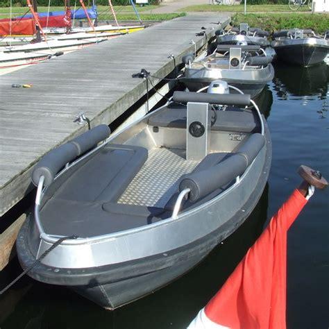 aluminium boot huren boot huren harderwijk botentehuur nl