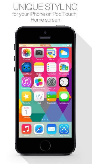 Dockstar Design Home Screen Themes Wallpapers by Dock Themes For Ios7 Home Screen Iphone New
