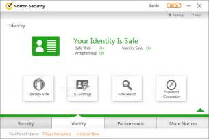 Easily access the security modules dedicated to identity and