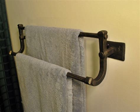 wrought iron bathroom towel bars 46 best images about wrought iron on