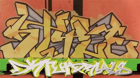 draw graffiti wildstyle letters graffiti style