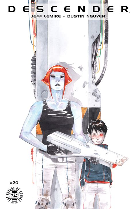 descender volume 5 rise of the robots books descender 20 releases image comics