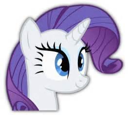 image rarity head cutout png my little pony fan labor wiki