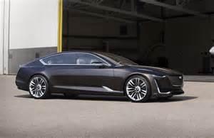Cadillac Design Cadillac Escala Concept Revealed Previews Future Design