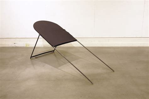 Folding Chair Gif by Sfumato Invisible Folding Lounge Chair On Behance