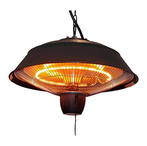ceiling patio heater ener g infrared outdoor ceiling electric patio heater
