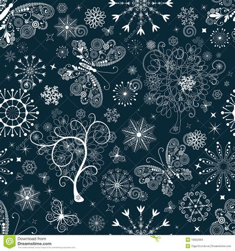 christmas pattern repeat christmas repeating pattern stock vector illustration of