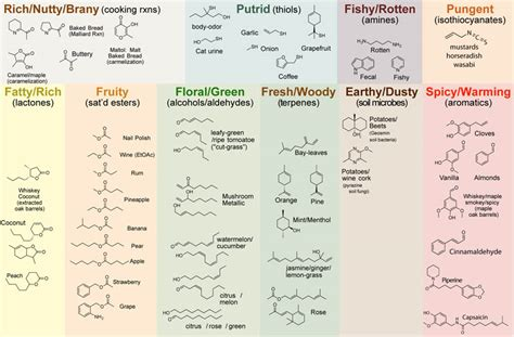 7 functions of carbohydrates in cooking the chemistry of food aromas practically science