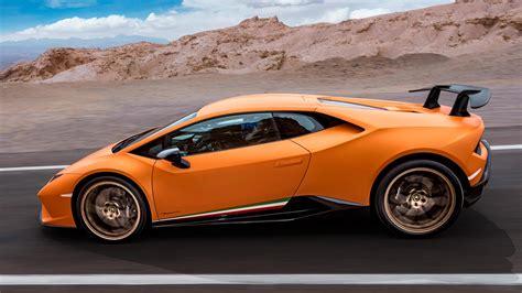 Lamborghini unleash Huracan Performante   Calvin's Car Diary