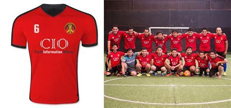 Tempat Pesan Jersey Seragam Tim Futsal Rochester Jersey buat jersey futsal atau baju bola yang di pesan oleh mahasiswa magister teknologi informasi ugm