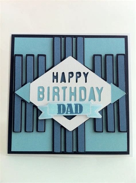 happy birthday dad design pin by cricut 174 on cards pinterest