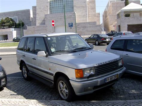 1999 land rover range rover autobiography images