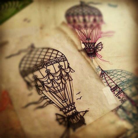 hot jewel tattoo 28 best hot air balloon illustrations images on pinterest