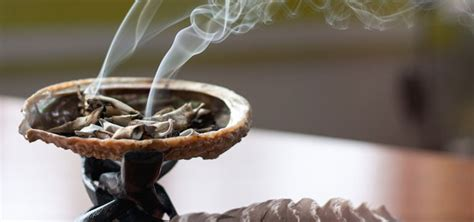 House Cleansing With by A Smudging Ritual To Cleanse Your Aura Clear Your