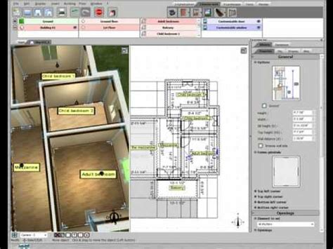 tutorial 3d home design by livecad 3d home design by livecad tutorials 13 windows 1st floor