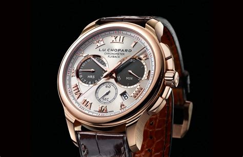 Jam Tangan Chopard 1376 6 chopard l u c chrono one flyback chronograph with