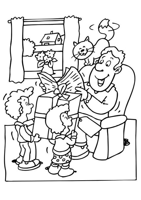 Coloring Pages Fathers Day Coloring Pages 2011 Fathers Day Color Pages