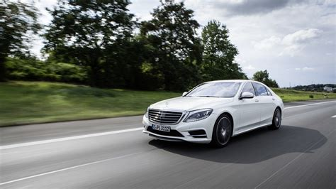 2017 Mercedes S Class gets new biturbo V8 and inline six
