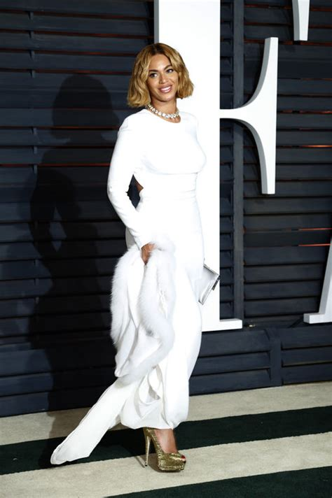 A Closer Look At The Oscars Beyonce Knowles by Beyonc 233 Sa M 232 Re S Est Remari 233 E Closermag Fr