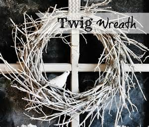 diy twig wreath paper cone wreath valentine s day diy