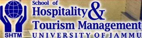 Mba In Tourism And Hospitality Management In Canada by Shtm Jammu Univesity Mba Hospitality Tourism Admission
