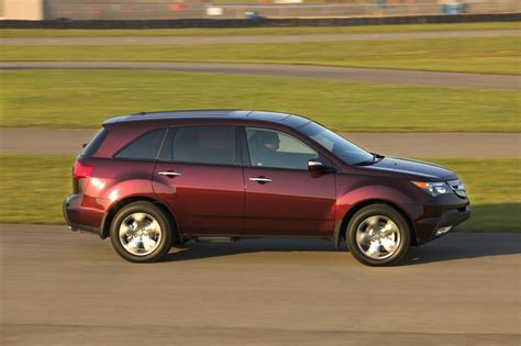 2009 acura mdx picture 299856 car review top speed