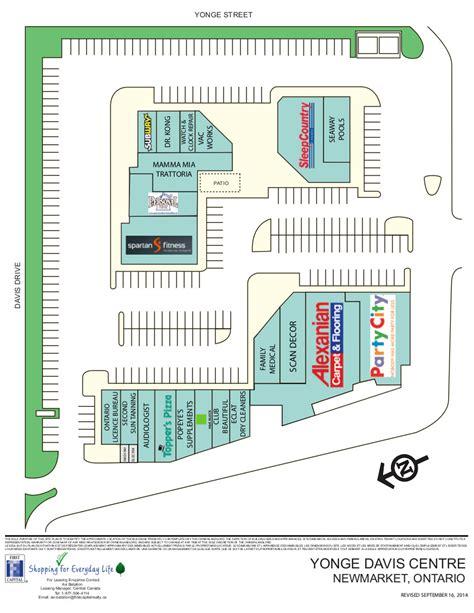 rideau centre floor plan rideau centre floor plan click image for entire rideau