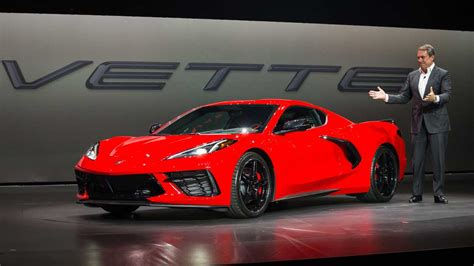 2020 Chevrolet Corvette Images by 2020 Chevrolet Corvette Stingray Motor1 Photos
