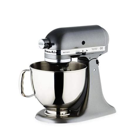 kitchenaid artisan mixer ksm150 contour silver on sale now