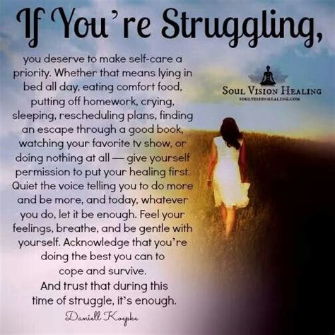 if you re struggling