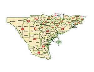 Tx Is In What County Wims County Id Maps
