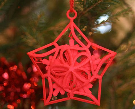 10 3d printed christmas decorations to brighten your home
