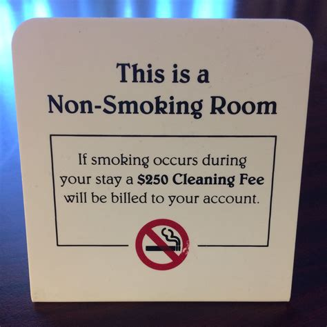 no smoking signs hotel rooms this is a non smoking room fonts in use