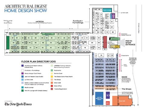 architectural digest home design show floor plan architectural digest home design show 2015 connecticut