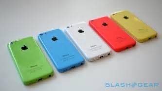 verizon wireless black friday deals iphone 5c hands on slashgear