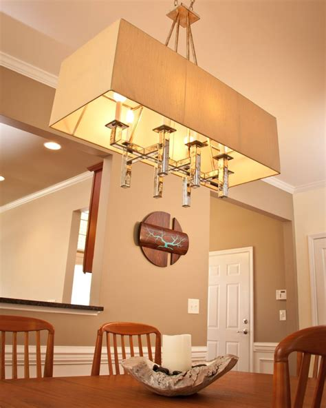 rectangular dining room chandelier the 24 rectangular chandelier designs decorating ideas design trends